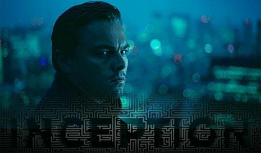 Inception Leonardo DeCaprio