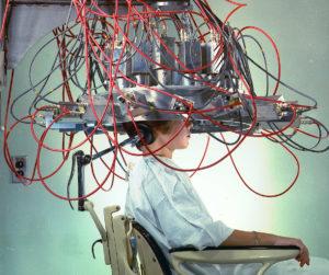 Brain Scans Pre-PET Headgear